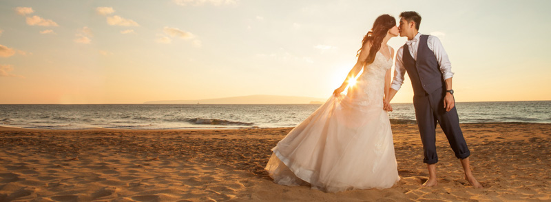 Tracy and Meng Trash the Dress